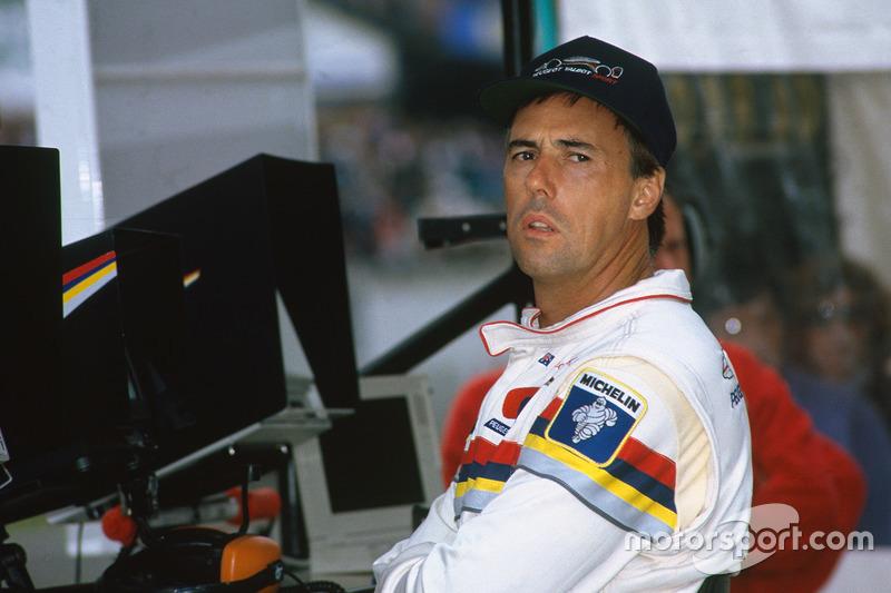 Geoff Brabham, Peugeot Sport