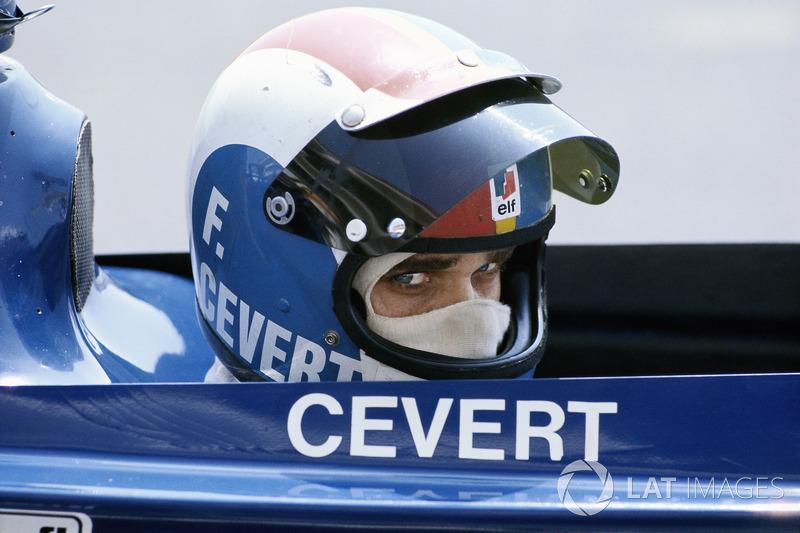Франсуа Север, Tyrrell