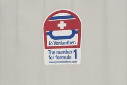 Logo del collezionista Jo Vonlanthen