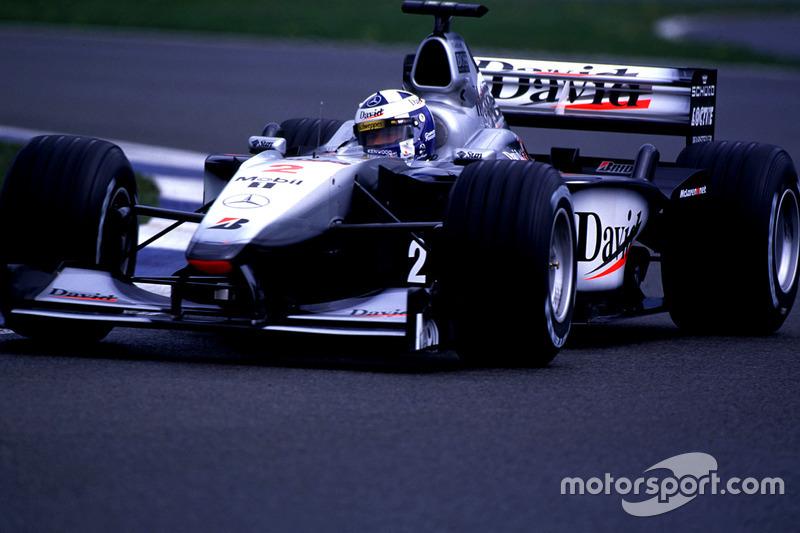 マクラーレンMP4-15・メルセデス(デビッド・クルサード/2000年イギリスGP)