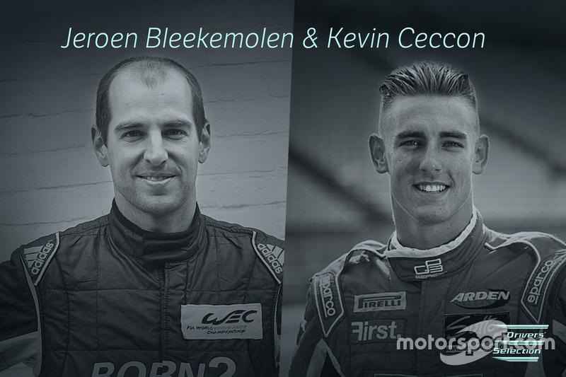 Jeroen Bleekemolen, Kevin Ceccon, Electric GT Championship