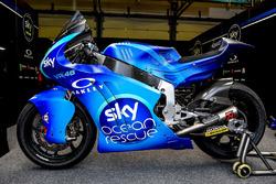 Francesco Bagnaia, Sky Racing Team VR46 bike with