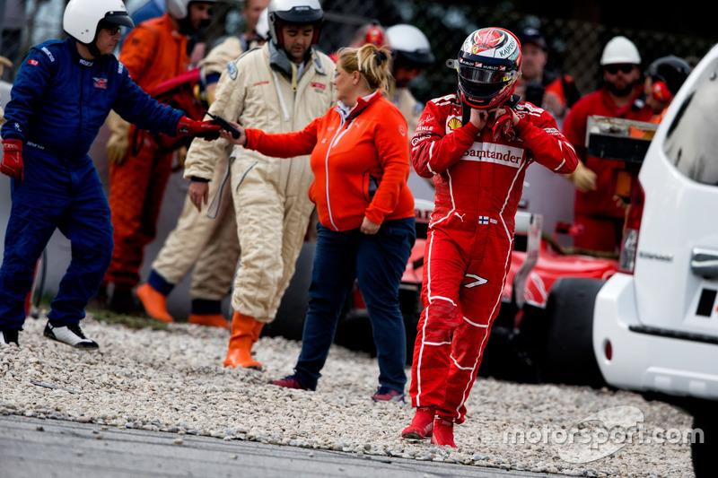 Кими Райкконен, Ferrari SF70H