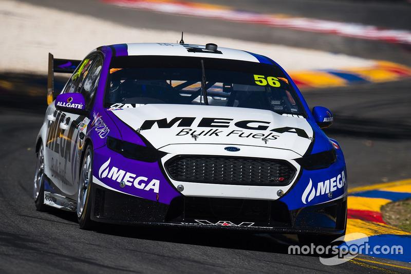 #56: Jason Bright, Prodrive Racing Australia, Ford