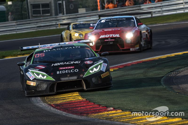 28. #777 Team HB Racing, Lamborghini Huracan GT3
