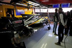 Cyril Abiteboul, Renault Sport F1 Team Managing Director