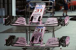 Носовые обтекатели Sahara Force India F1 VJM10