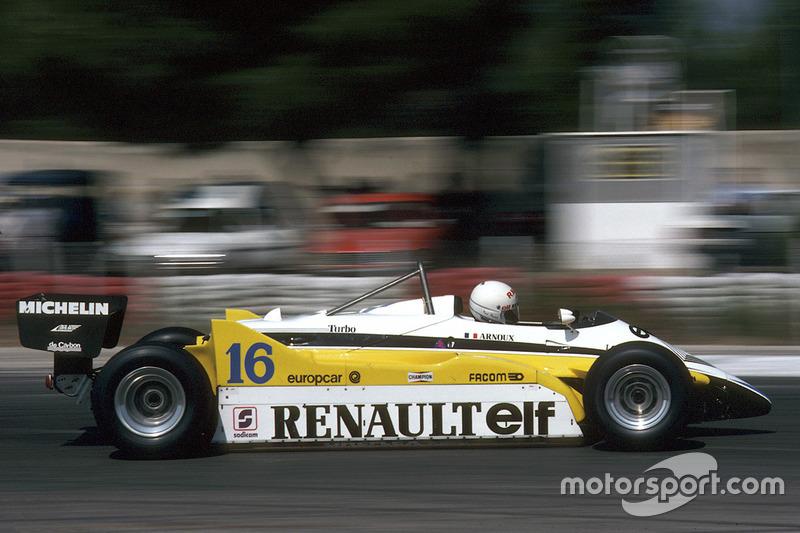 Рене Арну, Renault RE30B