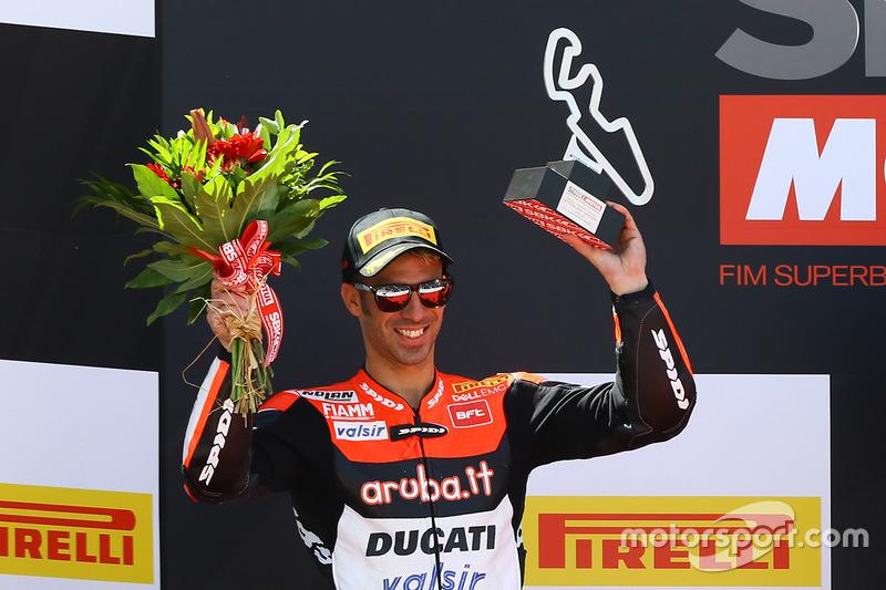 2. Marco Melandri, Ducati Team