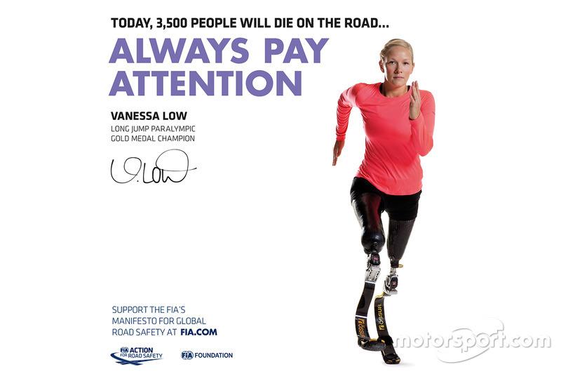 Vanessa Low, Goldmedaille Weitsprung bei den Paralympic