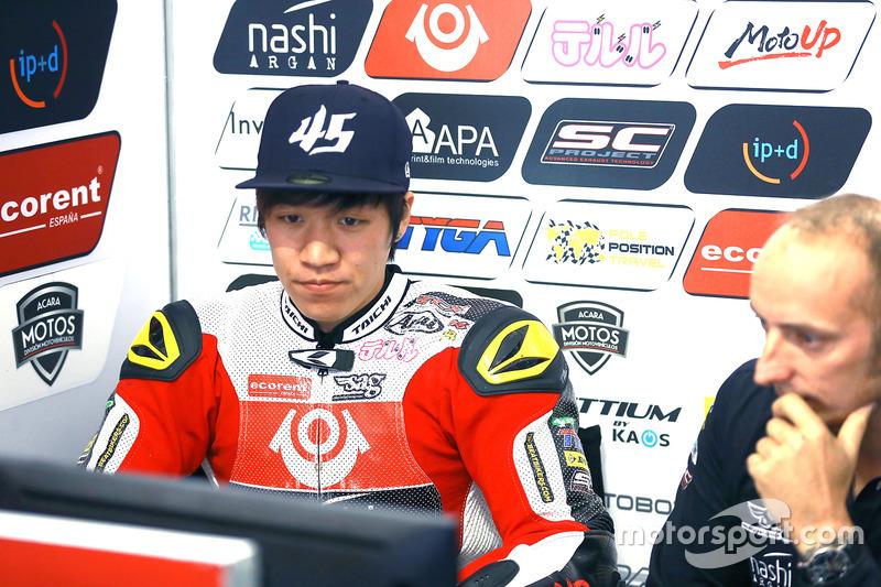 Tetsuta Nagashima, SAG Racing Team,