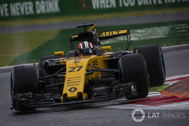 10. Ніко Хюлькенберг, Renault Sport F1 Team RS17 - 34
