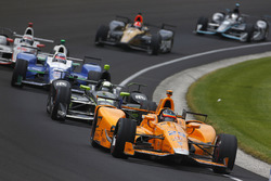 Fernando Alonso, McLaren-Honda-Andretti, Honda