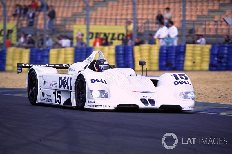 BMW V12 LMR (1999)