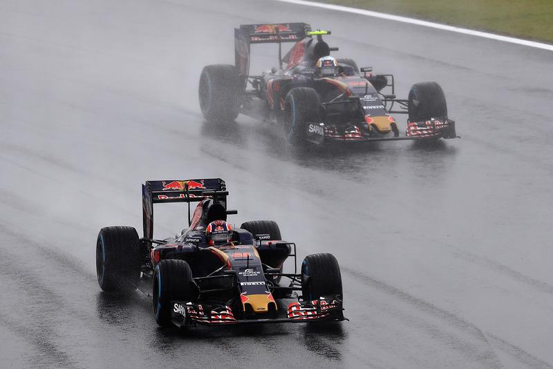 Toro Rosso: 8 очков