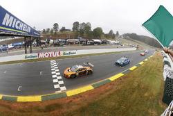 #86 Michael Shank Racing Acura NSX: Освальдо Негрі мл., Джефф Сігал, Том Дайер