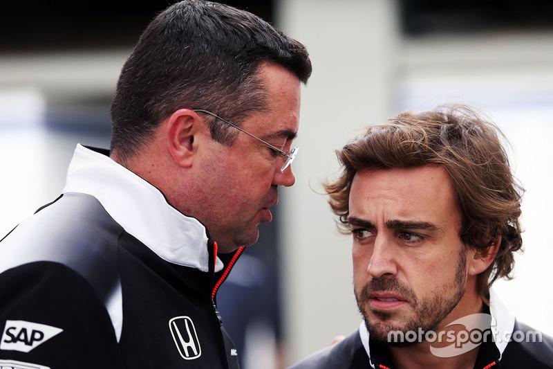 McLaren 2015-2018: Eric Boullier