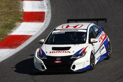 Roberto Colciago, AGS, Honda Civic TCR 2015-TCR