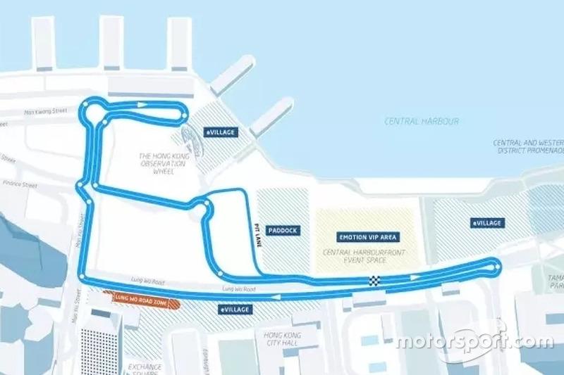 Formula E HongKong ePrix