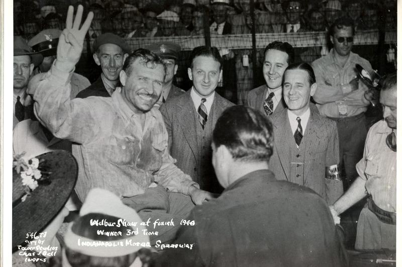 1940 - Wilbur Shaw