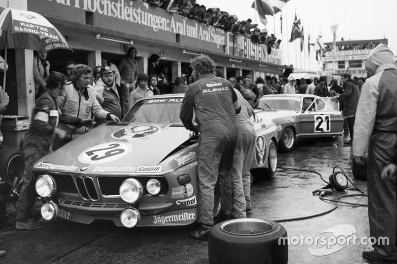 1973: Niki Lauda, Hans-Peter Joisten (BMW 3.0 CSL)