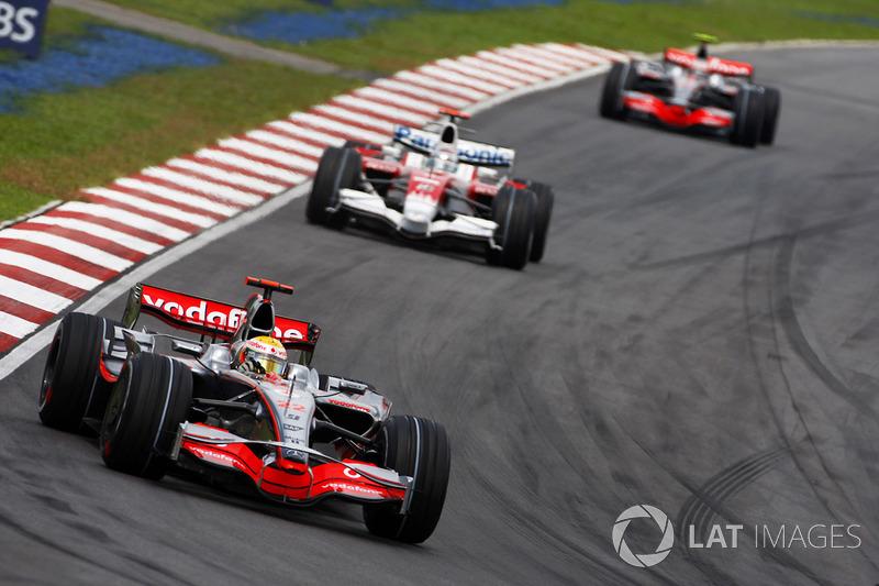 Primera vuelta rápida: Malasia 2007
