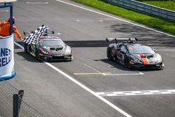 Job Van Uitert, Antonelli Motorsport, supera in volata James Pull, Bonaldi Motorsport