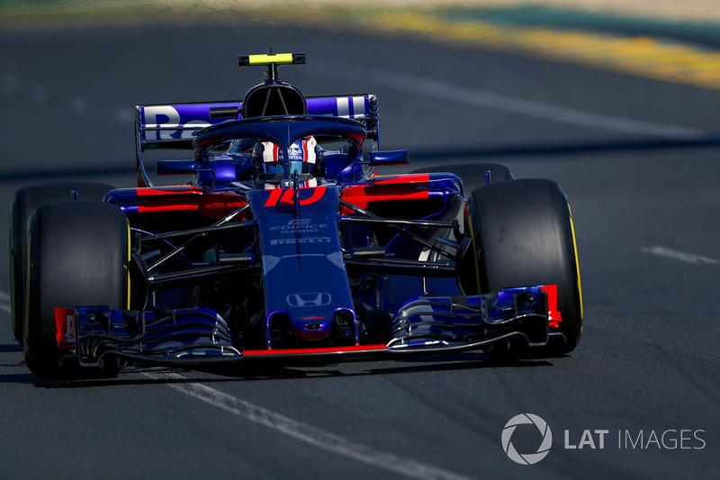 Formel 1 Melbourne 2018 Die Startaufstellung In Bildern
