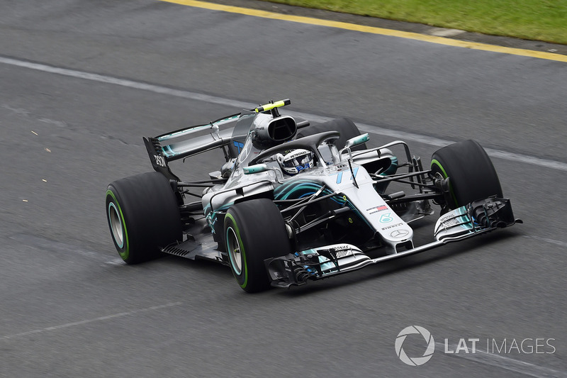 Valtteri Bottas, Mercedes-AMG F1 W09 EQ Power+