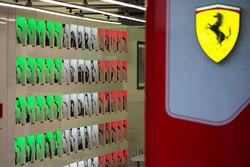 Ferrari head sets