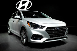 2018 Hyundai Accent 5-door