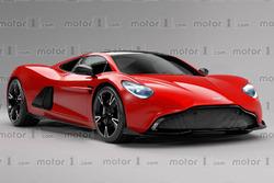 Nieuwe Aston Martin (2020)