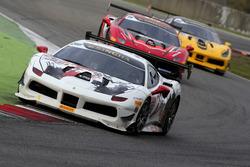 #268 CTF Beijing Ferrari 488: Yanbin Xing