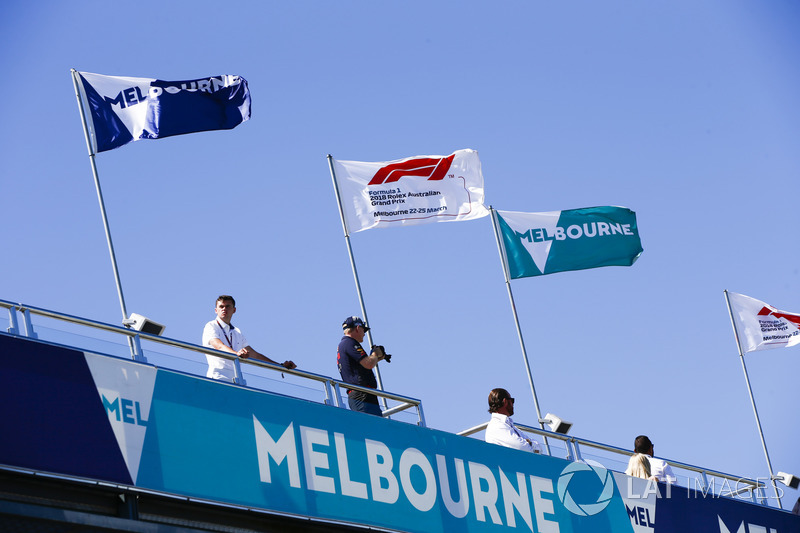 Barisan bendera