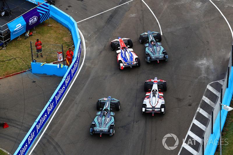Formula E Fotogallery: Vergne trionfa nell'ePrix di Punta del Este