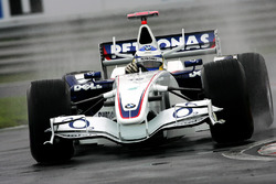 Nick Heidfeld, BMW Sauber F1.06
