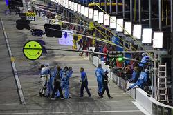 Siegerjubel: Stewart-Haas Racing