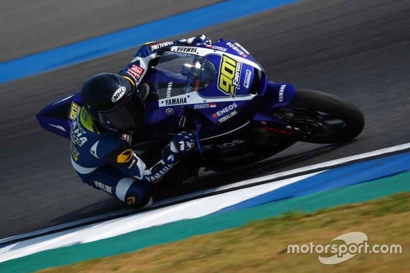 M Faerozi, Yamaha Racing Indonesia