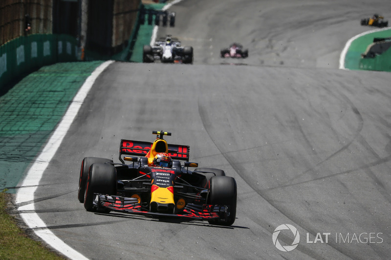 6: Max Verstappen, Red Bull Racing