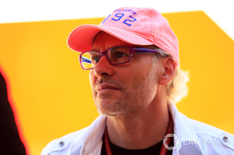 Jacques Villeneuve in de Grand Prix van Canada