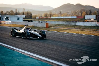 Mercedes April Varano testing