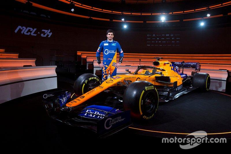 Carlos Sainz Jr., McLaren