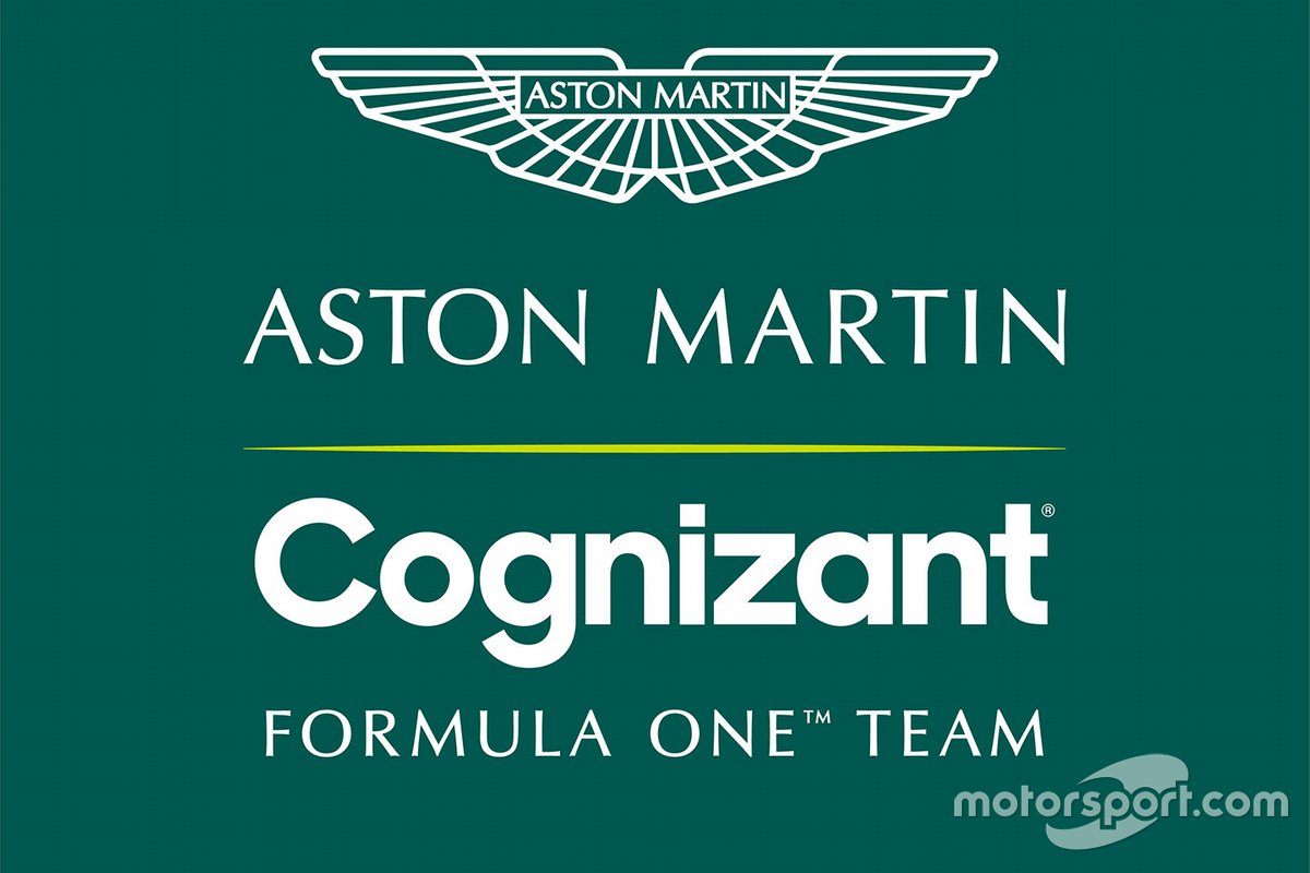Aston Martin Cognizant F1 Team logo