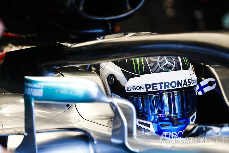 3 місце — Валттері Боттас, Mercedes — 270
