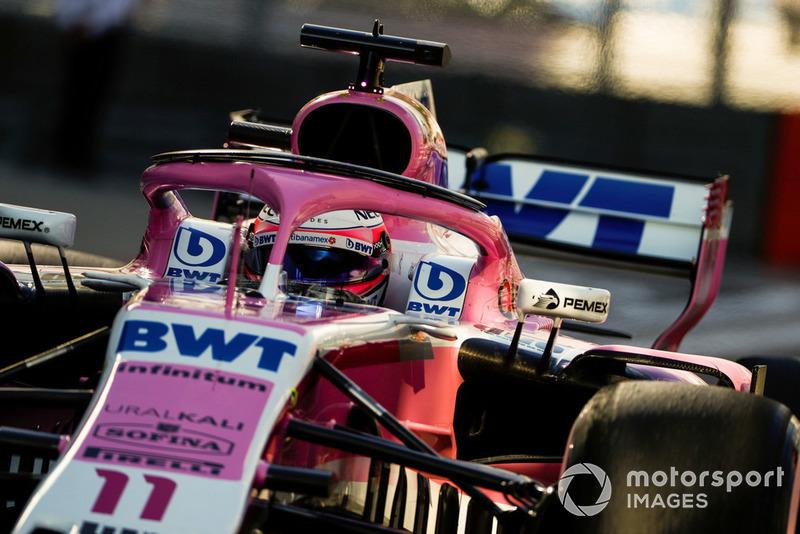 10. Серхіо Перес, Force India — 47