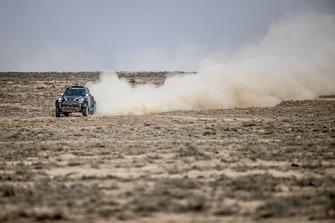 يزيد الراجحي، رالي كازاخستان