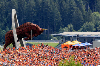 KTM-Fans am Red-Bull-Ring in Spielberg