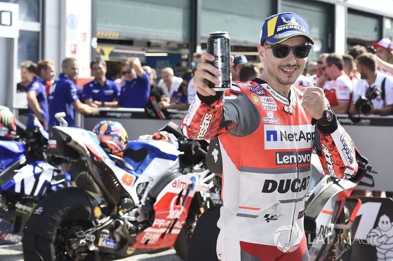 #13 GP de San Marino - Pole: Jorge Lorenzo