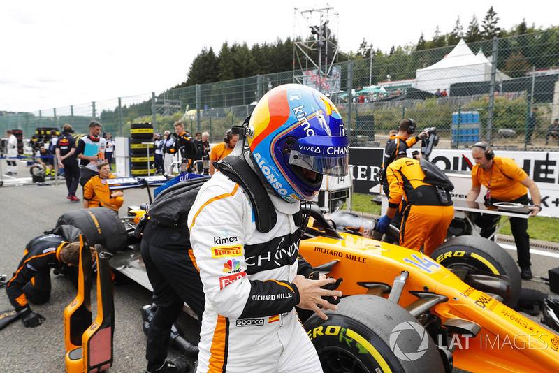 16 місце — Фернандо Алонсо (Іспанія, McLaren) — коефіцієнт 2501,00