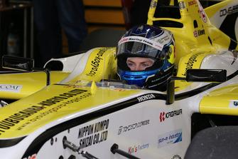 ハリソン・ニューウェイ(B-Max Racing team)
